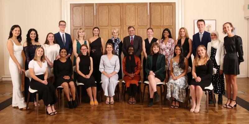2020 Hansen Scholars
